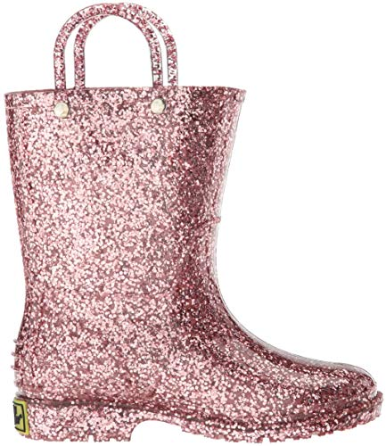 Pictures of Western Chief Kids' Wck Glitter PVC Rain Boot 2412626B 3