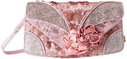 Peach femme W x Pink cm Choice Rose Pochettes L Irregular Melba 10x16x30 H FIw5vxpz