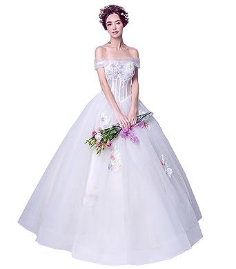 45f2aabb13027 千恵モール 花嫁ドレス ウエディングドレス チューブトップ ロングトレーン 花嫁ドレス ロング ウェディングドレス ウェディング