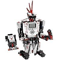 LEGO MINDSTORMS EV3 31313 Kit de robot con control remoto para niños, juguete educativo STEM para programación y aprender a codificar (601 piezas)