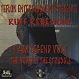I Am Legend by Rebelione, Ruff (2008-10-29?