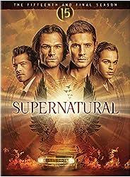 Supernatural: The Fifteenth and Final Season (DVD)