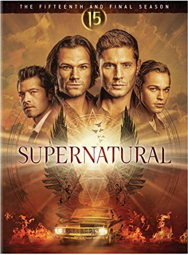 Supernatural: The Fifteenth and Final Season (DVD)