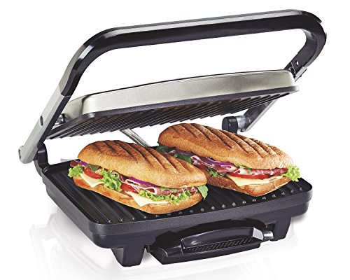 Hamilton Beach 25410 Electric Grill Stainless Steel