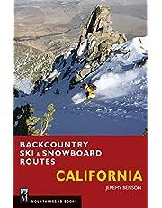 Backcountry Ski & Snowboard Routes: California: California