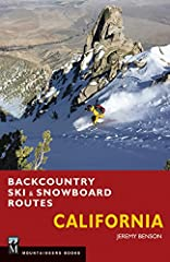 After some dreadful years for Sierra skiers, the snow is back and the pent-up demand to ride it is satisfied by this book!From Bishop to Tahoe to Shasta, and multiple slopes in between, California has a big ski and snowboard culture and this ...