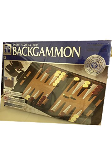 Pavilion Limited Edition Backgammon Game