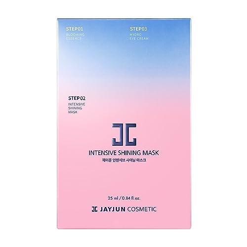 [JayJun] Baby Pure Shining 3 Steps Facial Mask Sheet 25ml*10 pcs