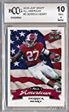 Derrick Henry 2016 Leaf Draft All American #AA-05