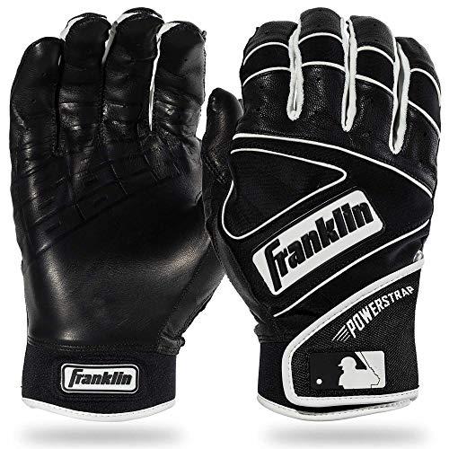cb23c0e05 Franklin Sports MLB Powerstrap Baseball Batting Gloves: Amazon.ca: Sports &  Outdoors