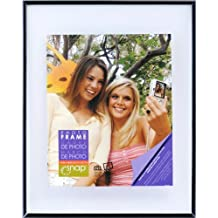 Snap 09FP372 Black Flex Float Frame, 11-Inch by 14-Inch