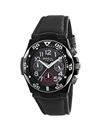 BREIL Watch Tribe ICE EXTENSION Male Chronograph Black - EW0285