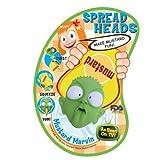 Spread Heads Mustard Marvin Bottle Topper by CSB