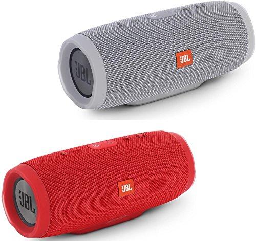 jbl-charge-3-waterproof-portable-bluetooth-speaker-pair-gray-red