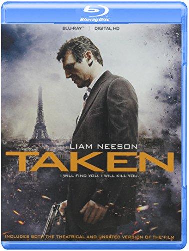 Taken Blu-ray + Dhd