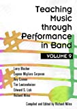 img - for Teaching Music through Performance in Band, Vol. 9/G8433 book / textbook / text book