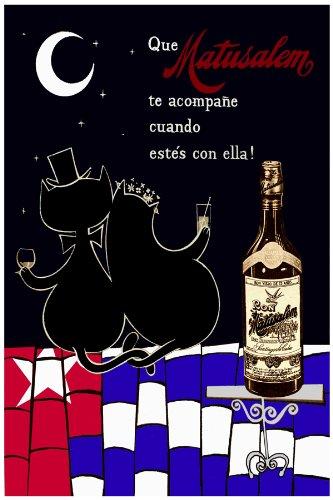 Rum Matusalem - Cuban graphics 11