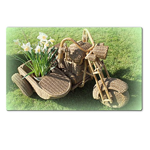 MSD Natural Rubber Large Table Mat Image ID 24426875 wicker sidecar (Wicker Motorcycle For Sale)