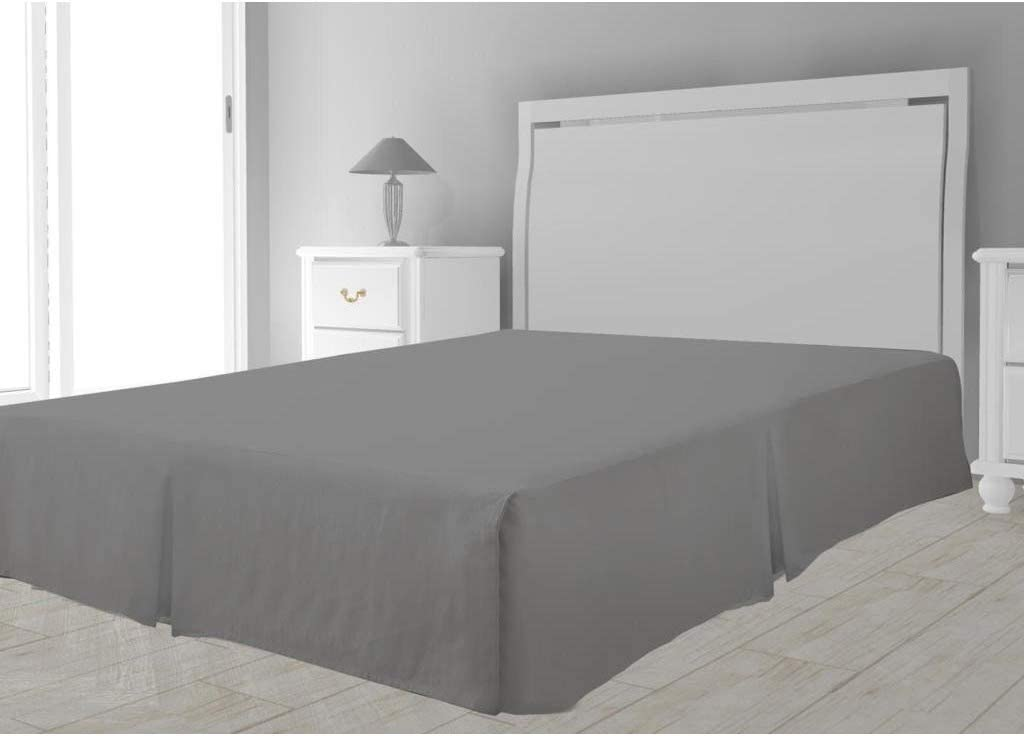 Decoratie - Funda para somier (Microfibra, 160 x 200 cm ...