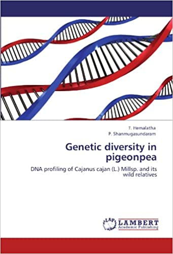Genetic diversity in pigeonpea: DNA profiling of Cajanus cajan (L.) Millsp. and its wild relatives