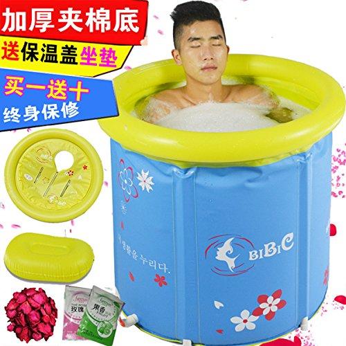 Yingtan Inflables, Baño, Baño,Bañera Plegable Bañera Inflable ...