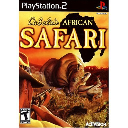 Cabelas African Safari - PlayStation 2 for sale  Delivered anywhere in USA