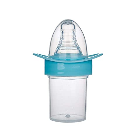 Plzlm Bebé recién Nacido del dispensador líquido Niños ...