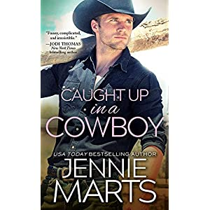 Caught Up in a Cowboy (Cowboys of Creedence Book 1)