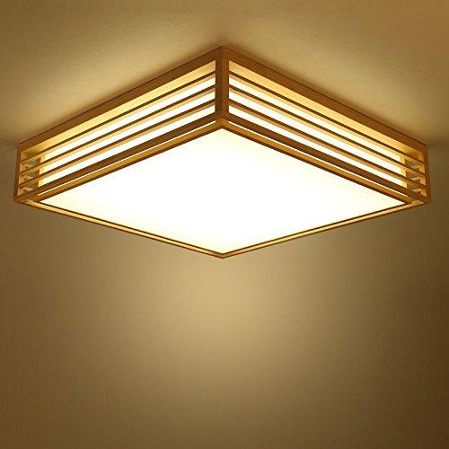 MEIHOME Deckenleuchten LED Moderne Energiesparende 45 CM Deckenlampe für Schlafzimmer Wohnzimmer Küche Badezimmer