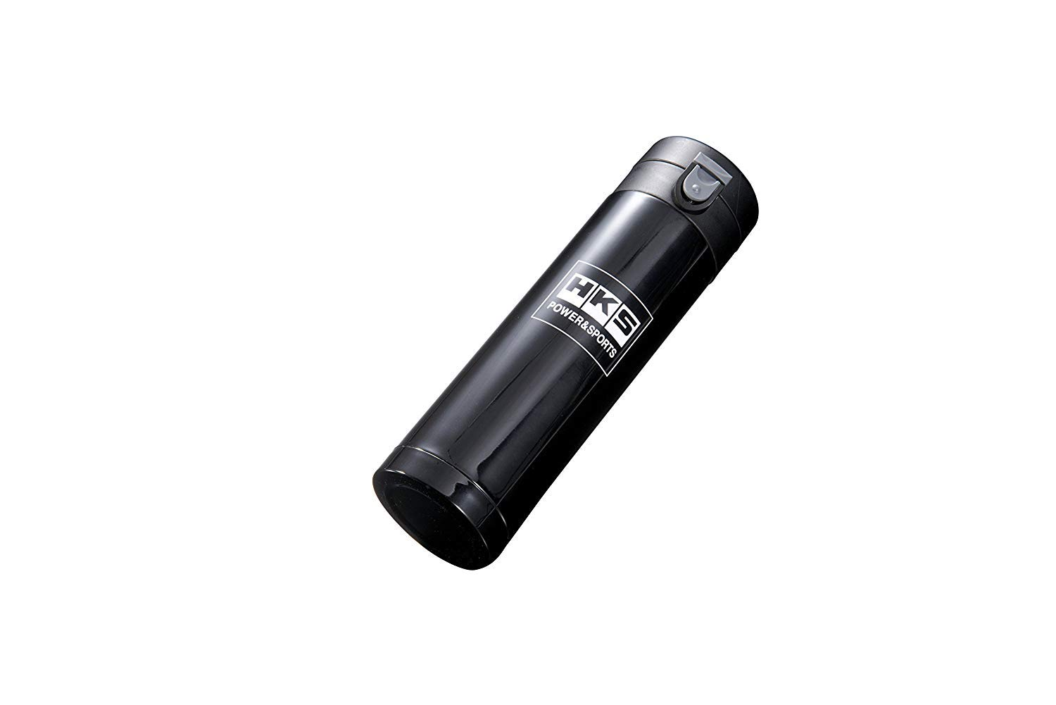 HKS 51007-AK225 Black Stainless Bottle by HKS (Image #1)
