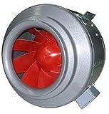 Vortex Powerfans VORTEX INLINE FAN 14″ CFM (V-14XL) 736691 Review