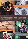 img - for Human Resource Administration for Criminal Justice, Custom Edition for CRM550 for Keuka College book / textbook / text book