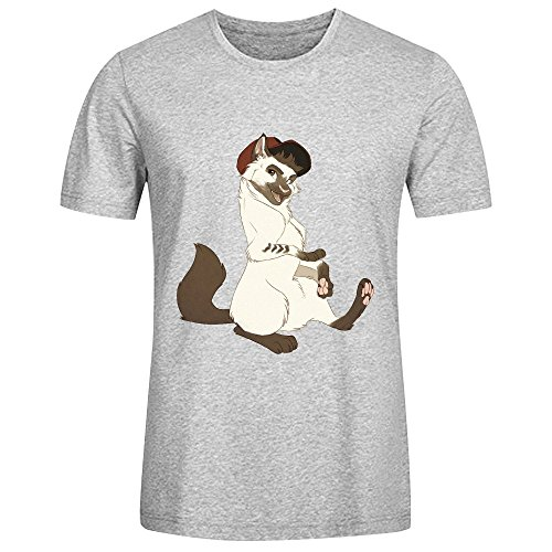 Cat Liam Mens T Shirts