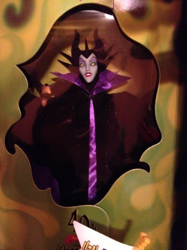 Great Collection Villains - Mattel MALEFICENT Disney doll Great Villains Collection