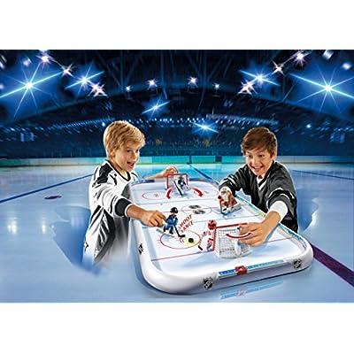 PLAYMOBIL NHL Hockey Arena: Toys & Games