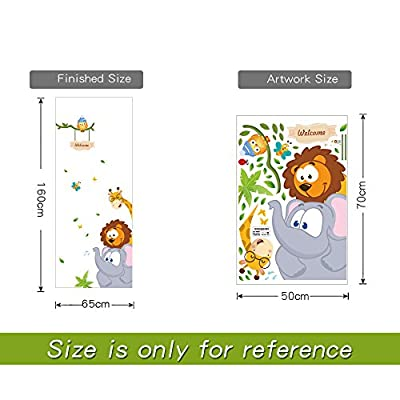 Dktie Wall Decals Removale Stickers Peel And Stick For Living Room Bedroom Art Decal,Wall Stickers Quotes