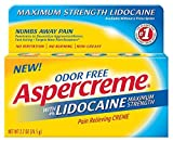 Aspercreme with Lidocaine, 2.7 Ounce (Pack of 3)