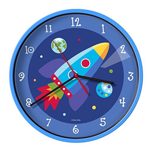 Wildkin Wall Clock, Out of this World