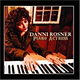 Piano Actress by Danni Rosner