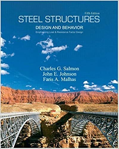 Steel Structures: Design and Behavior (5th Edition): Charles