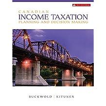 Canadian Income Taxation 2017/2018