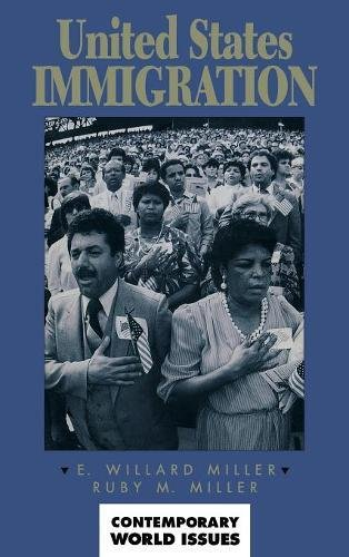United States Immigration: A Reference Handbook (Contemporary World Issues)