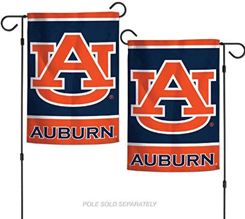 Auburn University Garden (NCAA Auburn University Tigers 12.5x18 Inch Garden Flag)