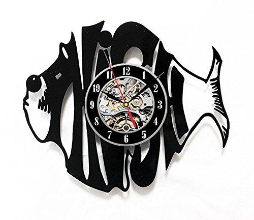 Phish Best Vinyl Wall Clock