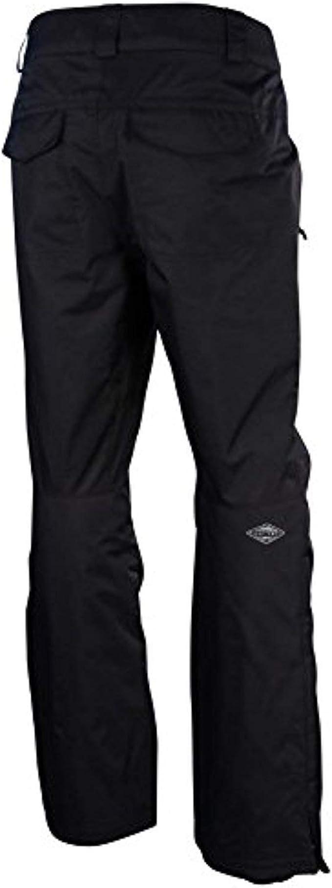 Black M 10//12 Columbia Youth Kids Arctic Trip Omni-Tech Ski Pants