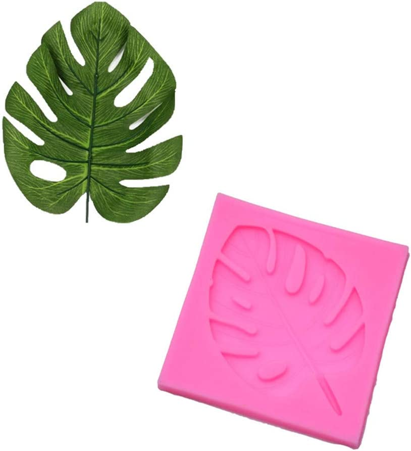 Birthday-1 Togethor Silicone Mold Pine Cone Pinecone for Fondant Chocolate Candy Gum Paste Polymer Clay Soap Resin Kitchen Baking