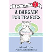 A Bargain for Frances (I Can Read Level 2)