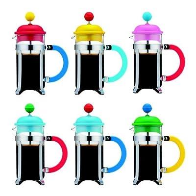 Bodum Limited Edition 70th Anniversary Caffettierea Multi-ColoredFrench Press