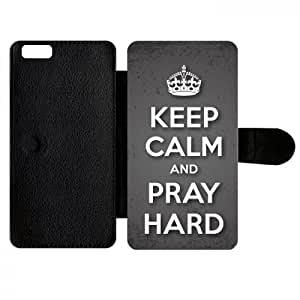 Etui Keep Calm And Pray Compatible iPhone 6S Plus