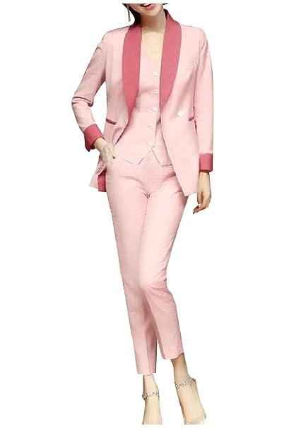 Andopa Vogue 3 Piezas de vestir Décimas traje chaqueta y ...